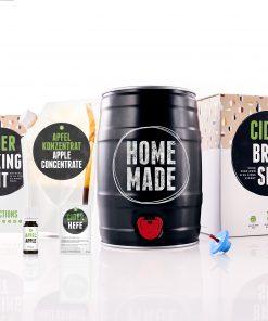 Brewbarrel bryg din egen cider kit