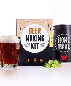Brewbarrel bryg din egen mørke øl