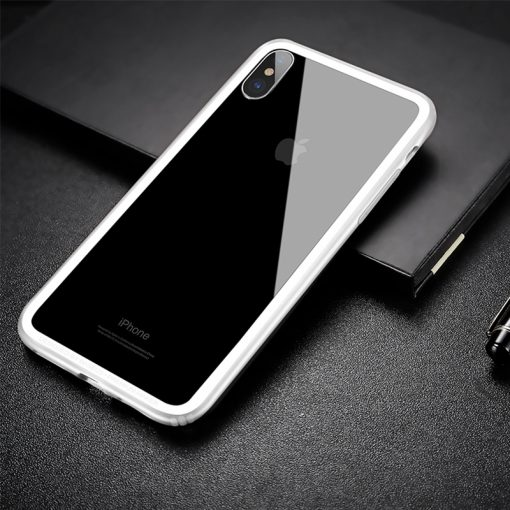 Bumper iPhone X/XS hvid
