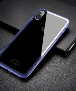 Bumper iPhone X/XS blå