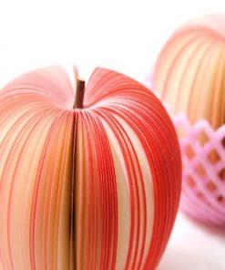 Æble notesblok