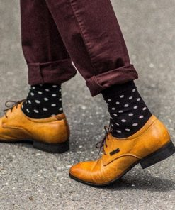 Sjove sokker sort
