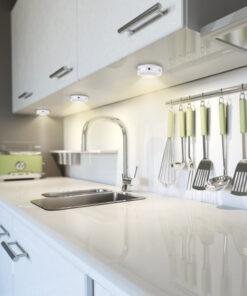 LED belysning med fjernbetjening