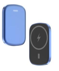 Magnetisk powerbank 5000 mah